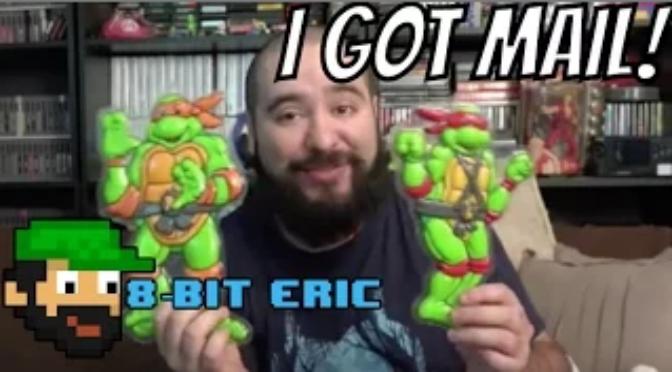 I got Mail!   8-Bit Eric