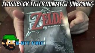 Flashback Entertainment Unboxing | 8-Bit Eric